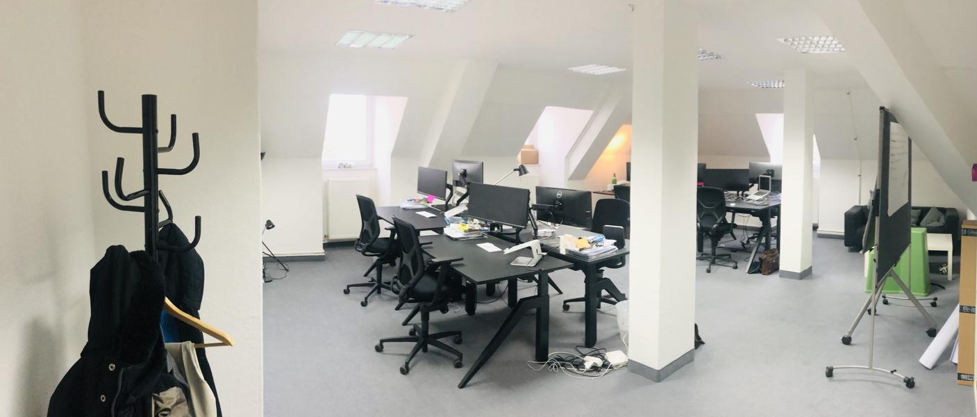 PROVISIONSFREI+ruhig+zentral+Flexible, günstige und schöne Büroflächen in Mitte, 140-500qm