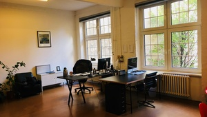 Workspace in Tiergarten and Moabit