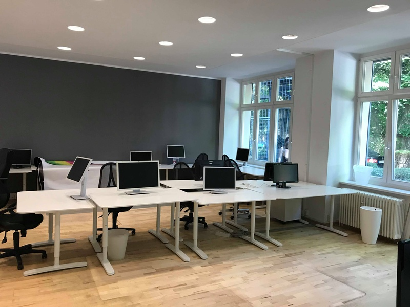 Desks for rent in Prenzlauer Berg / MItte