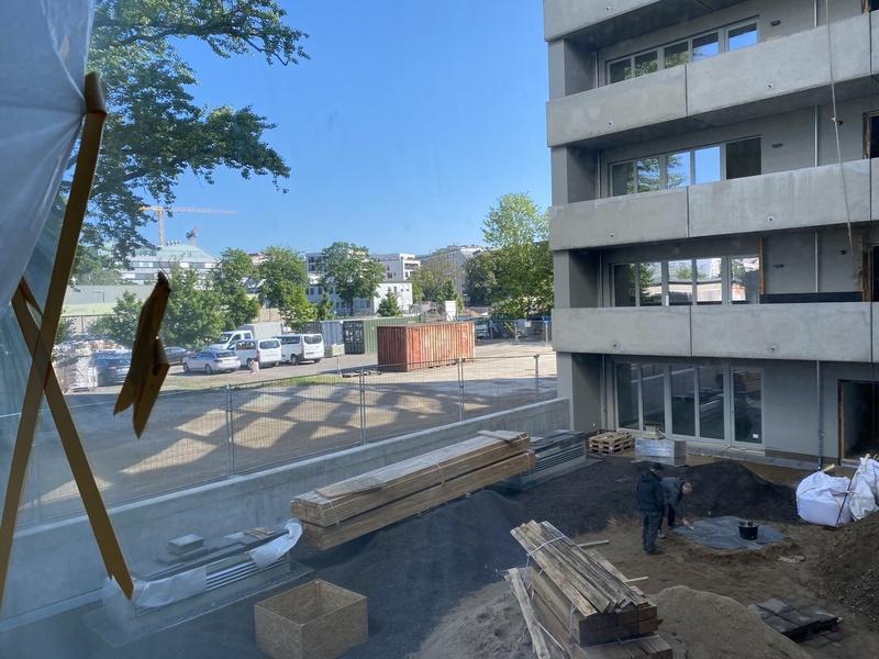 Bezugsfrei ab 15.8. - Neubau: 108 m² Praxis- oder Bürofläche, auch als Ferienwohnung nutzbar