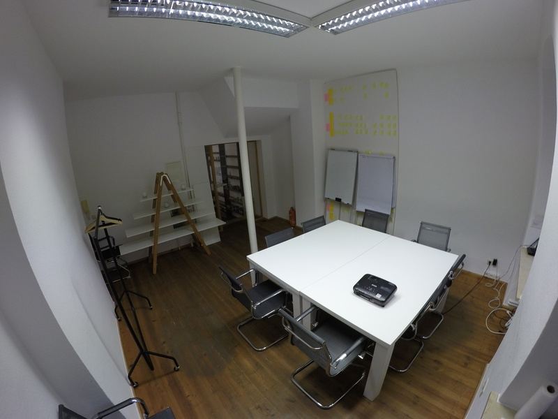 LAST ROOM free in outstanding office Mitte / Prenzlauer Berg