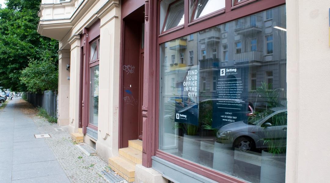 Charmantes Ladenbüro im Prenzlauerberg