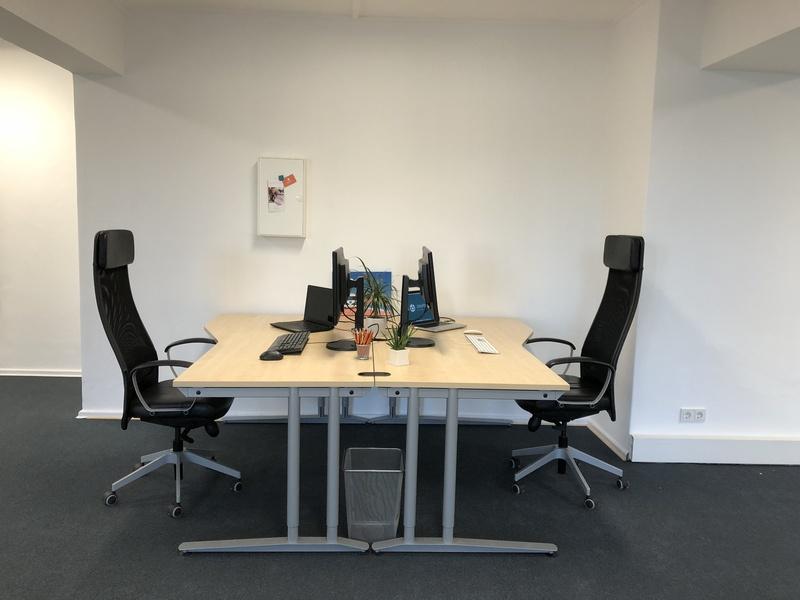 Coworking in der CityWest Berlin Fixdesk 250€/Monat