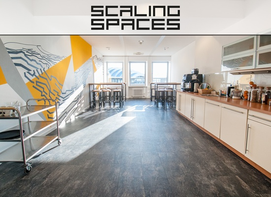 Your office in Berlin ** incl. meeting-rooms, kitchen, roof-terrace and shared areas