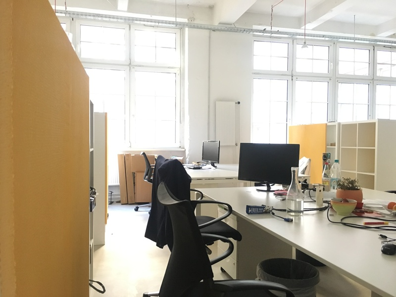 Co-Working Loft @Paul-Lincke-Ufer