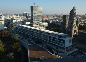 Offices/Desks at Bikini Berlin Top Floor 15.OG (Zoo/Hardenbergplatz)