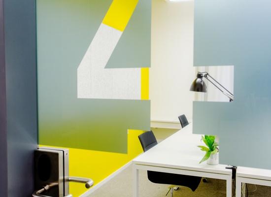Lockable office for 4 in Prenzlauer Berg