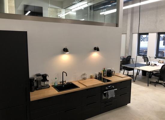 Brandneuer Co-Working Space in bester Lage Prenzlauer Berg/Mitte