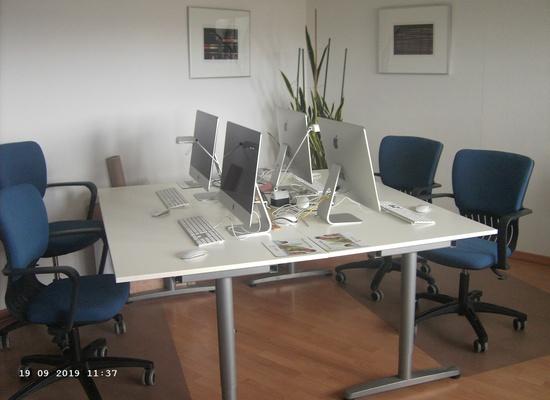 IMAC-Desks (MAC/Win, gesamte Adobe-SW installiert!) für Kreative und Starter