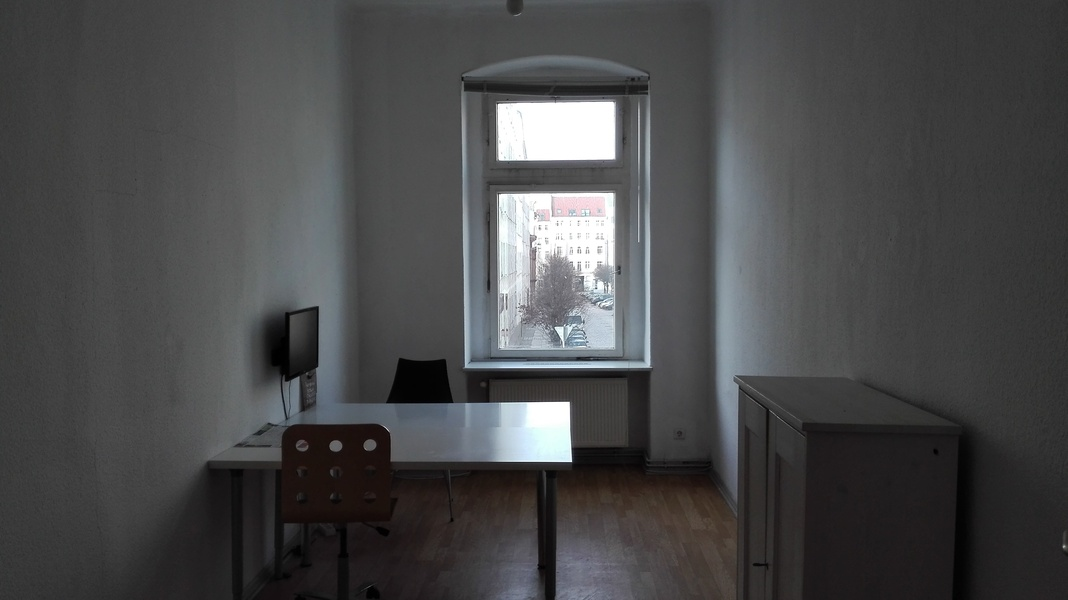 Room 8sqm Berlin Mitte