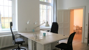 Arbeitsplätze mit Spirit in Kreativbüro in Friedenau