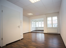 Bright, enclosed office space in Richardkiez with with a great future!