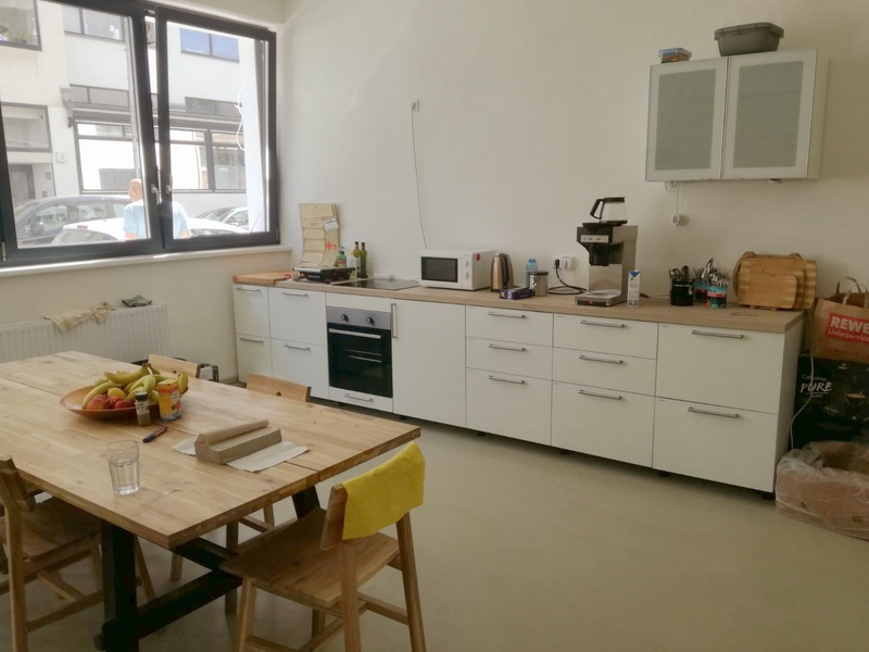 New renovated Space in the center of Kreuzberg