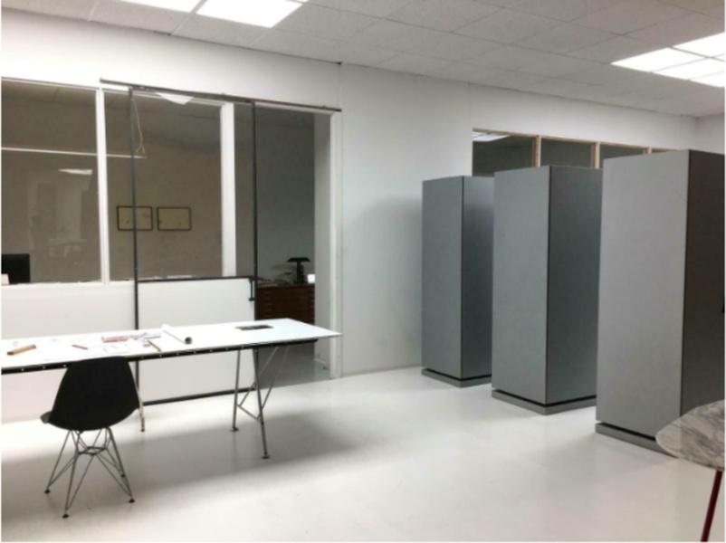 Büroraum / Atelier in Remise Designer Künstler Architekt Modedesigner