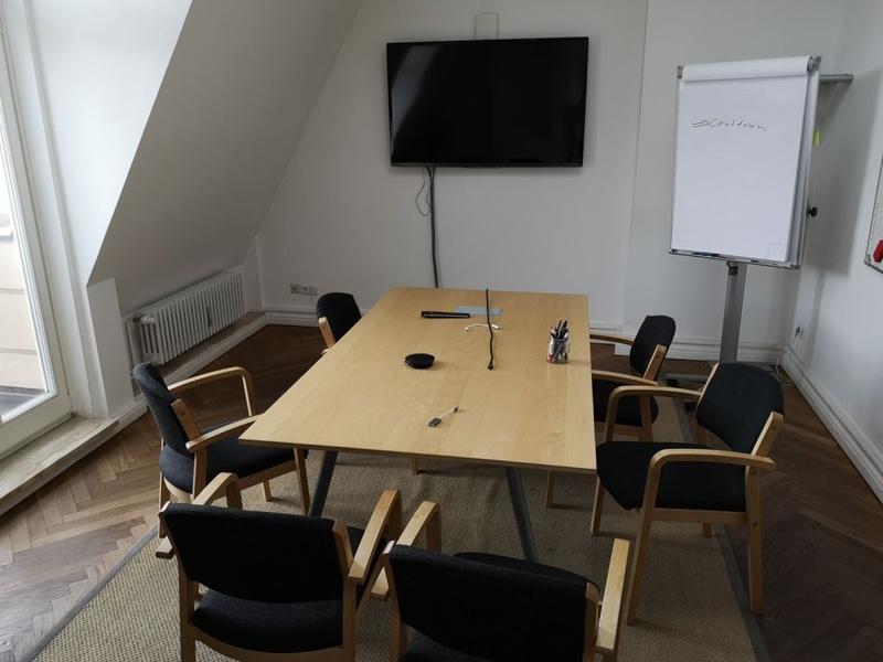 Shared office at Invalidenstr. 112