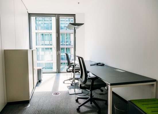 small offices for up to 3 people at TechCode Berlin