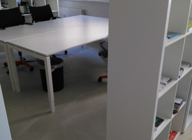 4 Arbeitsplätze im CoWorking Loft in Kreuzberg zu vermieten