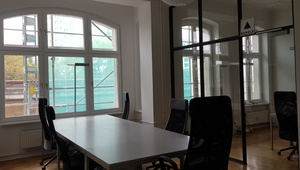 Office space for flexible rent in Berlin - Office sharing with your favorite VC