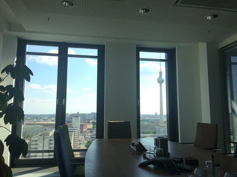 MOST BEAUTIFUL VIEW OF BERLIN/ EXCLUSIVE EQUIPMENT