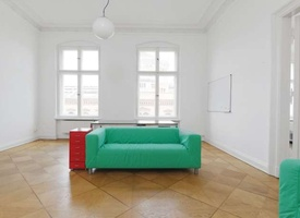 Two office rooms in Mitte for sublease (separately or together / rent amount is per room)