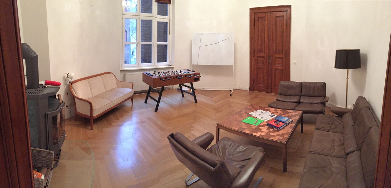 Free desks in Cringle Office // Berlin City // Meeting Room available