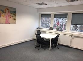 Furnished office / 2 rooms to share one block of Ku'damm Breitscheidplatz