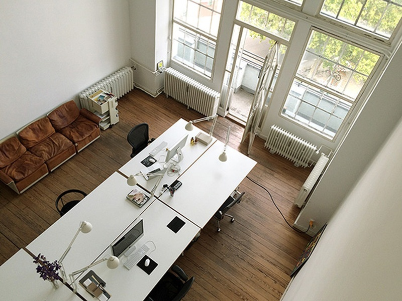 Shared Workspace next to Viktoriapark/Kreuzberg available
