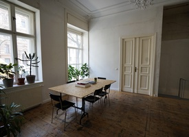 Open Desks in Newly-Renovated 2-Floor Kreuzberg Office