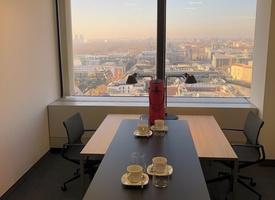 Exklusives Panorama Büro / 19. Stock, Friedrichstraße, Berlin