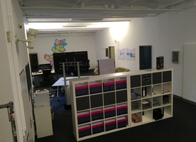 Office Space 150qm, Friedrichshain, open-ended