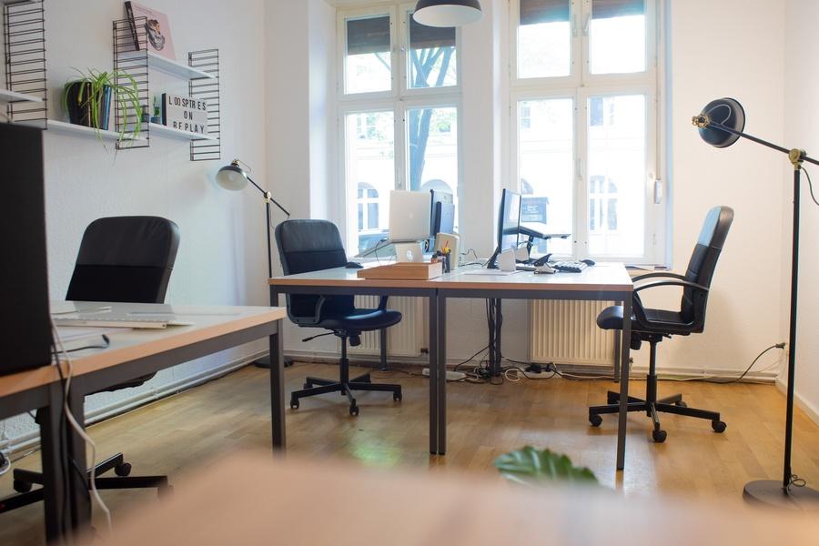Arbeitsplatz / Coworking Space / Bürogemeinschaft / Shared Office