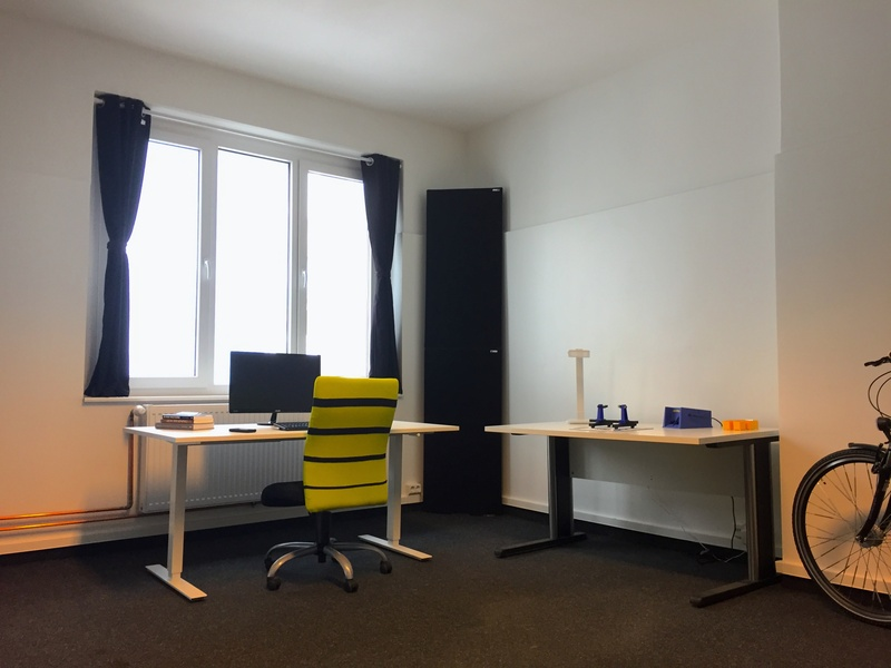 25m2 Studio in Neukölln for rent