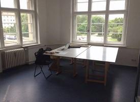 Desk near S Prenzlauer Allee