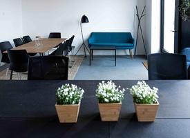 Privates Büro für 16 MA neben der Friedrichstrasse - flexibler Mietvertrag