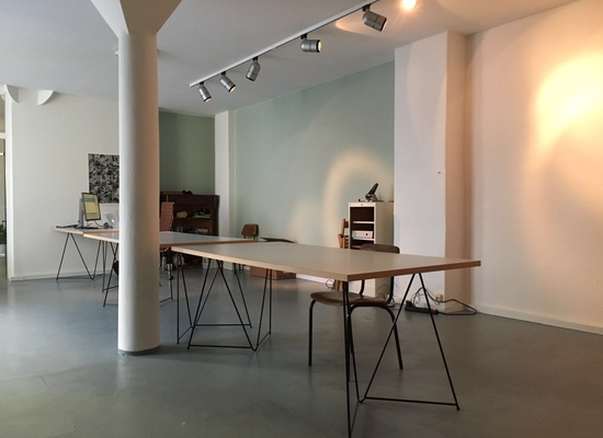 1-2 desks within 65 squaremeters Loft