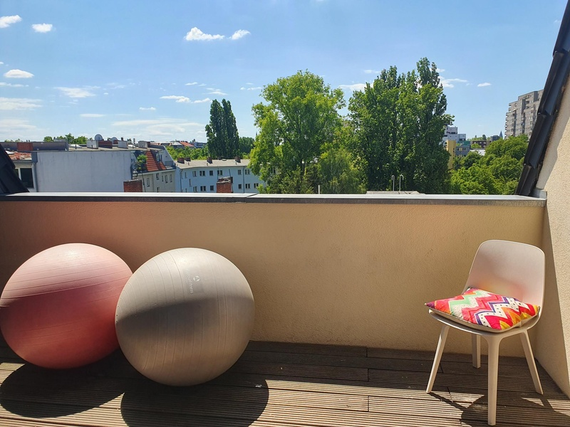 Office with a view - up to 454 sqm + partial letting possible - Moritzplatz