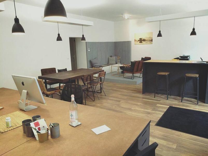 Long Term Desk, Prenzlauer Berg