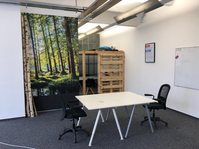 All inclusive - Untermiete in großem Open-Space Büro in Bürogemeinschaft - Provisionsfrei - Berlin Wedding