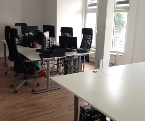 Beautiful 138qm2 office at Rosenthaler Platz in Berlin Mitte