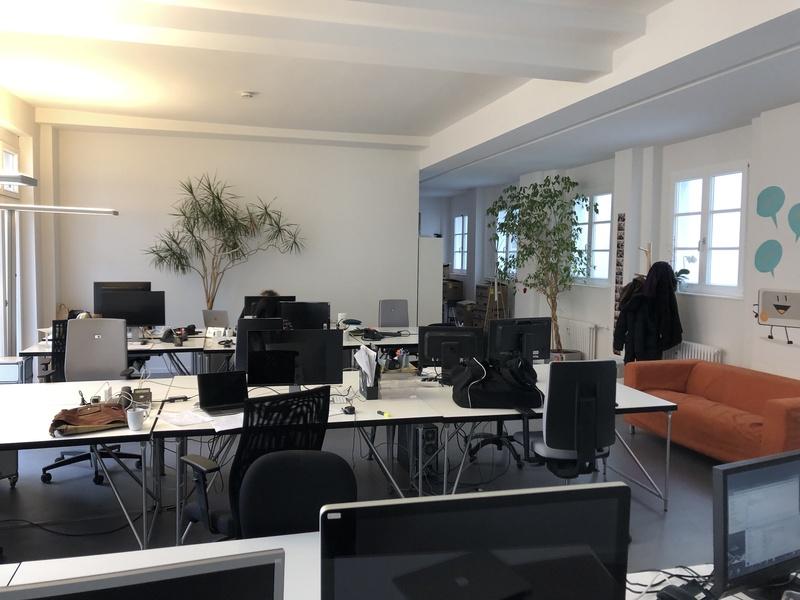 Büroraum für ca. 12-18 Mitarbeiter, zentrale Lage Potsdamer Platz/Gleisdreieck