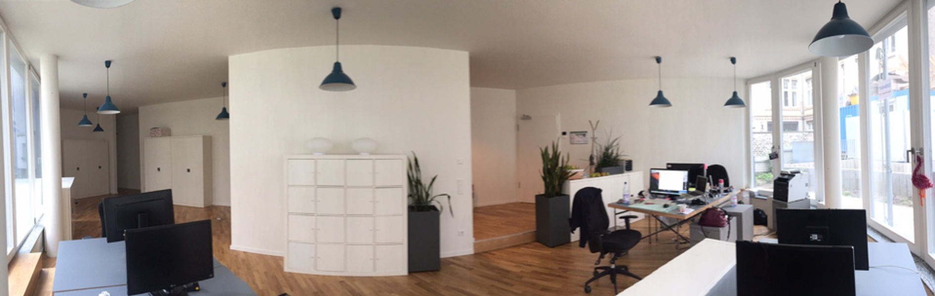 Very beautiful and bright office in Mitte