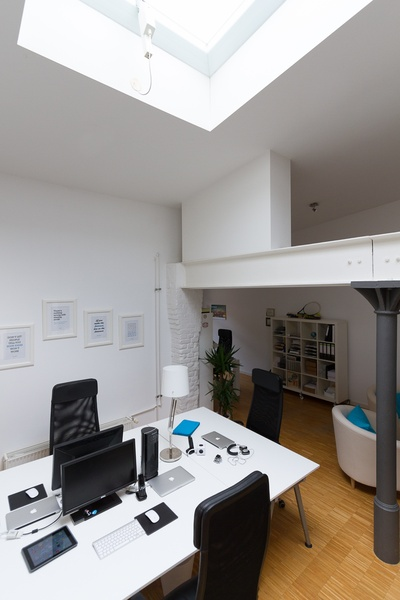 All-inclusive coworking desks in Mitte-Tiergarten