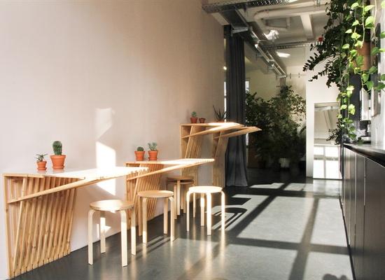 Studiogemeinschaft mit Werkstätten und Fotostudio / ab 129€
