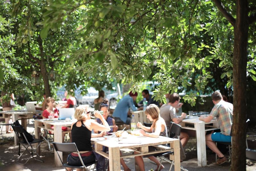 Working Cafe Neukolln Berlin