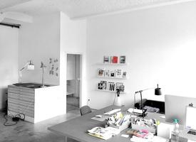 Desk in the heart of Kreuzberg 36