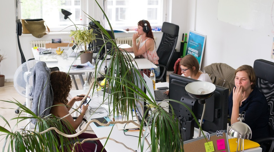 Beautiful and Affordable Loft Office in Berlin Neukölln