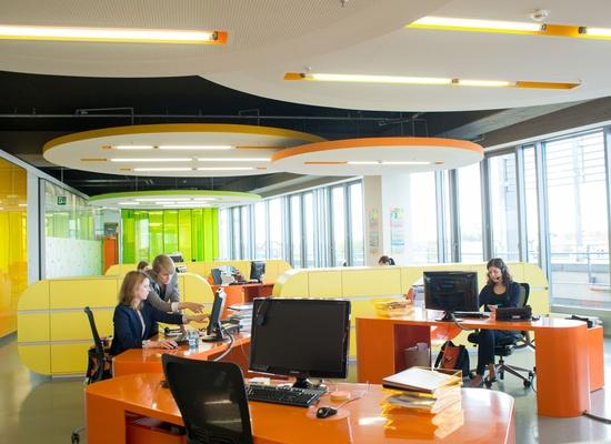Bürofläche in unserer Bürolandschaft zur Miete