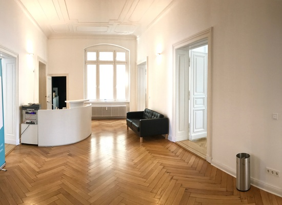 48 sqm office space in beautiful building – directly at Ku'damm