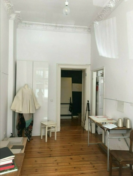 Büroraum in Schöneberg: Altbau EG