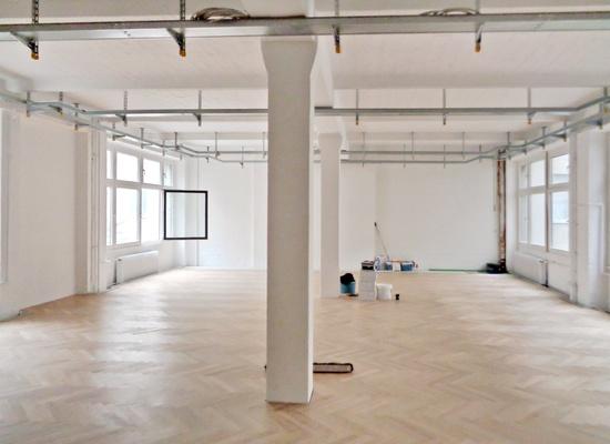 Erstbezug in neu fertiggestelltes Büro mit Top-Lage in Berlin-Kreuzberg